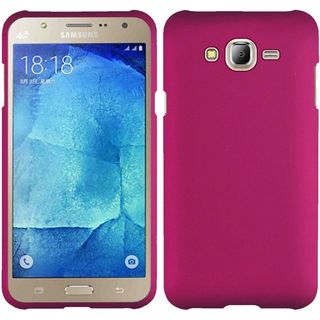 Insten Hard Snap-on Rubberized Matte Case Cover For Samsung Galaxy J7 (2016)