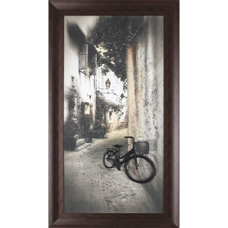 Hobbitholeco. P.T. Turk 'Antique Bike' 21 x 39-inch Canvas Wall Art