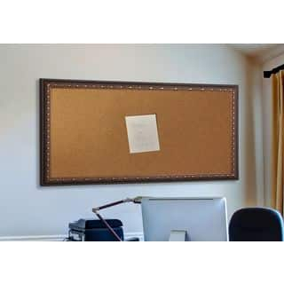 American Made Rayne Traditional Cameo Bronze Corkboard|https://ak1.ostkcdn.com/images/products/11874784/P18772736.jpg?impolicy=medium