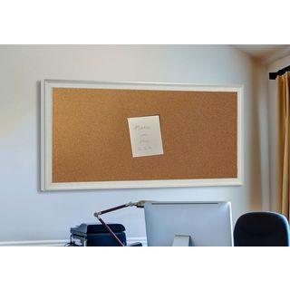 American Made Rayne Vintage White Corkboard