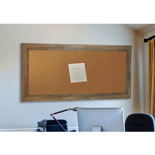 American Made Rayne Brown Corkboard