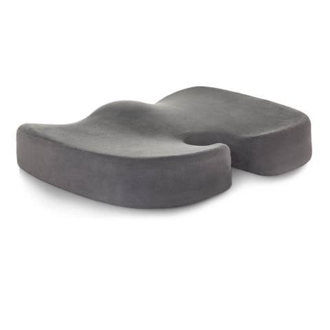 Linenspa Essentials Orthopedic Gel Foam Seat Cushion