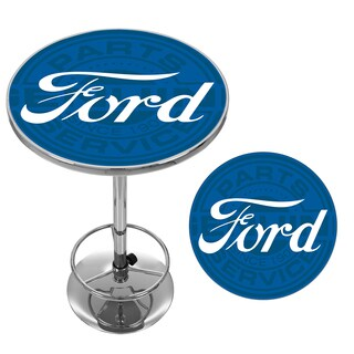Ford Chrome Pub Table - Ford Genuine Parts