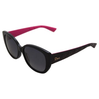 Christian Dior Dior Lady 1R HZ9HD - Black Fuchsia Rubber