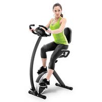 Marcy Foldable Electronic Exercise Bike