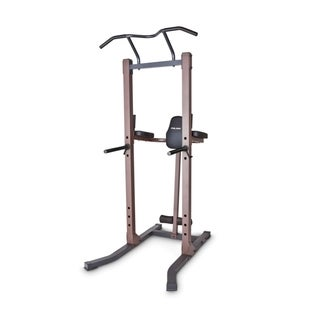 Deluxe Steel Body Power Tower
