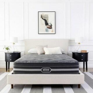 Beautyrest Black Katarina Plush Pillow Top Queen-size Mattress Set
