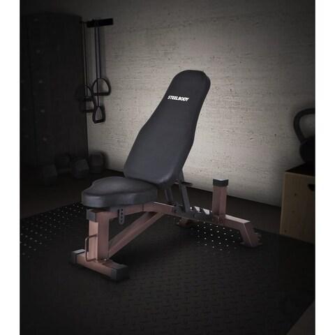 Deluxe Steel Body Utility Bench