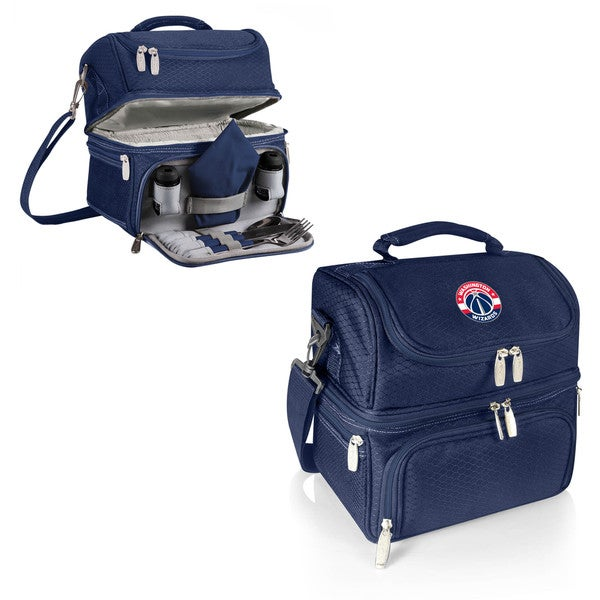 Picnic Time Pranzo Washington Wizards Blue Polyester Lunch Tote