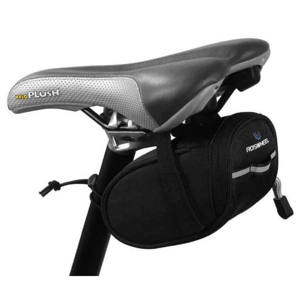Waterproof Bicycle Seat Saddle Bag Cycling Pouch. Opens flyout.