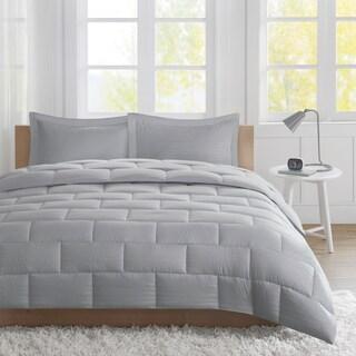 Intelligent Design Ava Seersucker Down Alternative Mini Comforter Set (More options available)