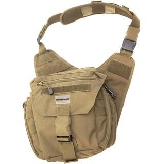 Humvee Oxford Cloth Shoulder Bag