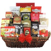 Snack Attack Extra Large Gourmet Snack Basket