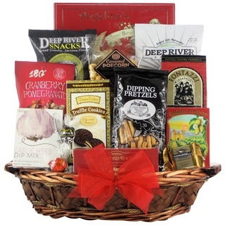 Snack Attack Medium-sized Gourmet Snack Basket