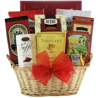 Snack Attack 14-inch x 12-inch x 8-inch Small Gourmet Snack Basket