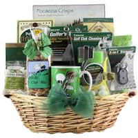 Golfer's Delight Gourmet Golf Gift Basket