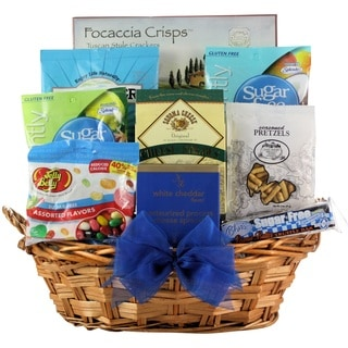 Happy Father's Day Sugar-free Gourmet Gift Basket