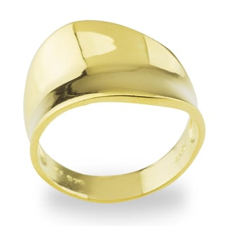 Haven Park 14k Gold Over Sterling Silver Ring