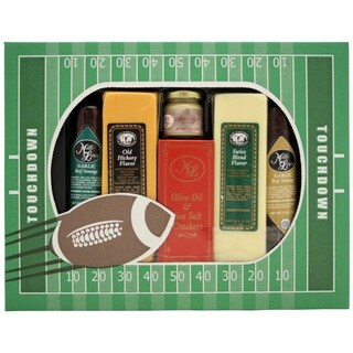 Mille Lacs Stadium Treats Father's Day Cheese & Snacks Gift Set