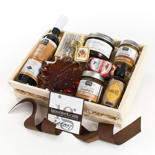 The Canadian Gourmet Gift Crate