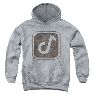 Concord Music/Concord Symbol Youth Pull-Over Hoodie in Heather