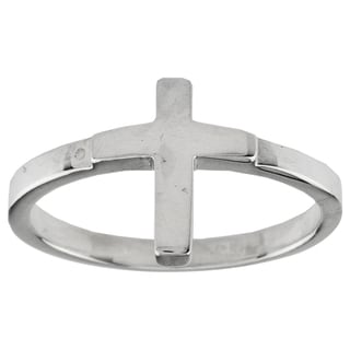 Haven Park Horizontal Cross Ring