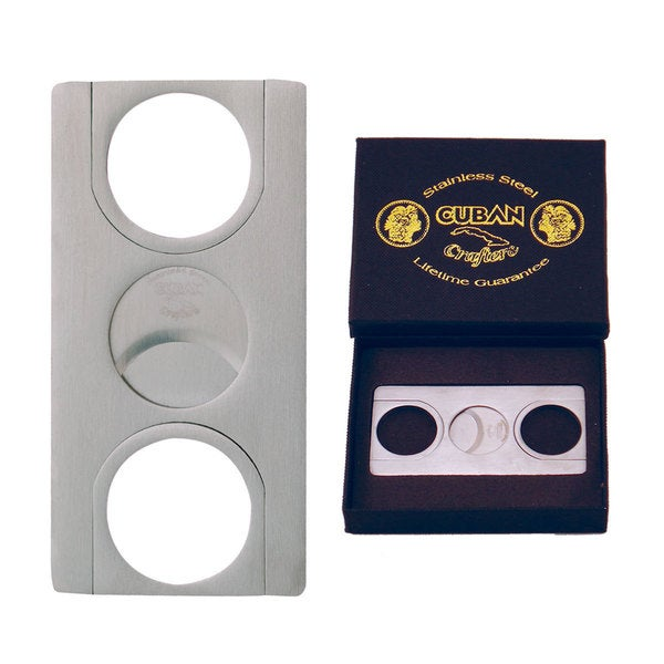 Cuban Crafters Euro Flat Credit Card-sized Cigar Cutter