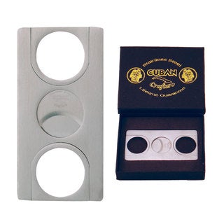 Cuban Crafters Euro Flat Credit Card-sized Cigar Cutter