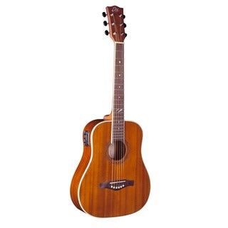 Eko Guitars 06217140 DUO Series Mini Dreadnought Acoustic Electric Guitar