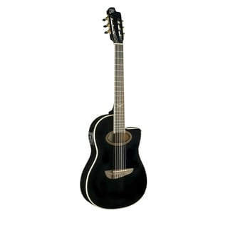 Eko Guitars NXT Series 06217039 Black Acoustic-electric Classical Guitar