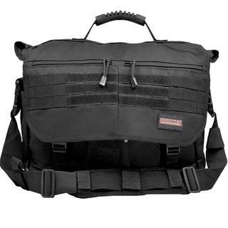 Humvee Black Brief Case