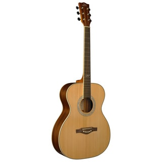 Eko Guitars 06217085 TRI Series Natural Auditorium Acoustic Guitar