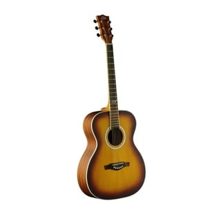 Eko Guitars 06217105 TRI Series Honeyburst Finish Auditorium Acoustic Guitar
