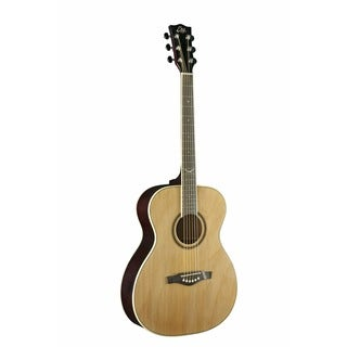 Eko Guitars 06217015 NXT Series Natural Auditorium Acoustic Guitar