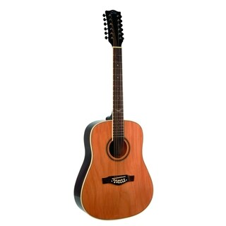 Eko Guitars 06217010 NXT Series Natural Dreadnought 12-string Acoustic Guitar