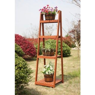 Convenience Concepts 4-tier Plant Stand