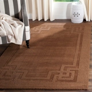 Safavieh Handmade Martha Stewart Collection Bay Colt Wool Rug (9' x 12')