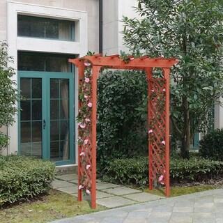 Convenience Concepts Deluxe Garden Arbor