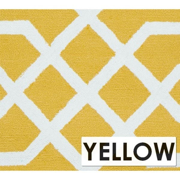 Rizzy Home Grey Azzura Hill Indoor Outdoor Geometric Area Rug 9 X 12 Overstock 11878110 9 X 12 Off White