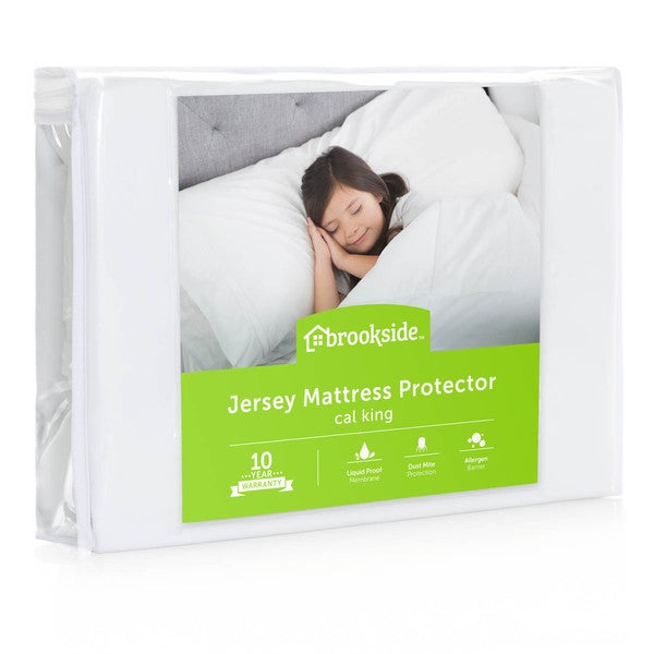 Brookside Jersey Waterproof Mattress Protector