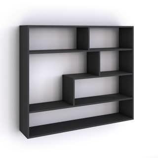 Danya B™ Large Rectangular Black Shelf Unit