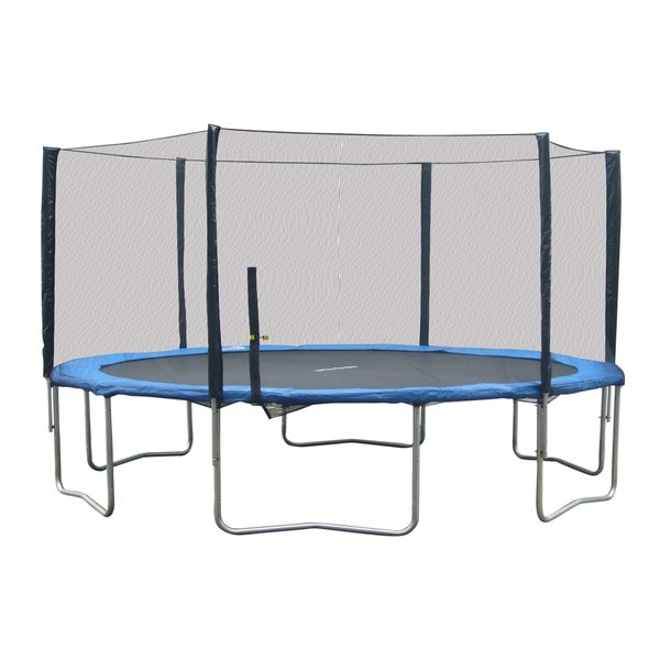 Shop Super Jumper 16-foot Trampoline Combo With Safety Net