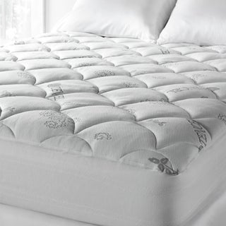 Soft Spa Luxe Cool Touch Tencel Blend Deep Pocket Mattress Pad (4 options available)