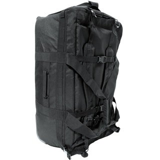 Humvee Black Roller Deployment Bag