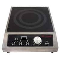 SPT 3400-watt Countertop Commercial-rated Range