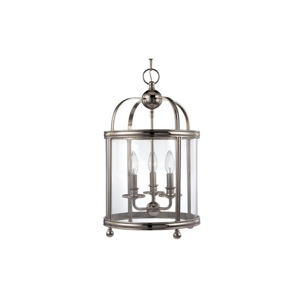 Overstock Hudson Valley Lighting: Shop Hudson Valley Larchmont 3 Light 22-inch Pendant