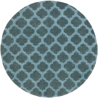 Hand-Tufted Lucent Area Rug - 8' x 8'