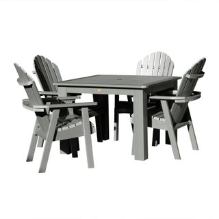 Highwood Eco-friendly Hamilton 5-piece Square Dining Set