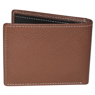 Dopp Hudson Men's Bifold Leather Slimfold Wallet