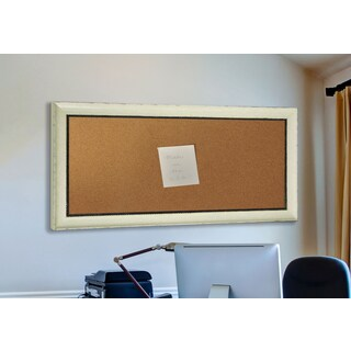 American Made Rayne Jaded Ivory Corkboard